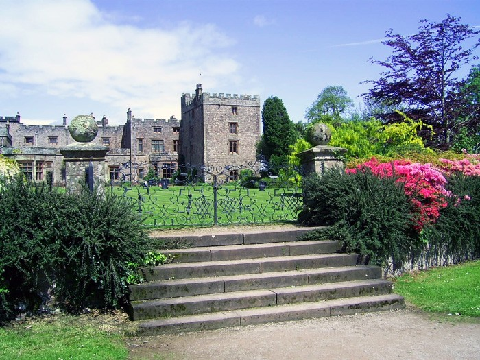 1. muncaster castle at ravenglass